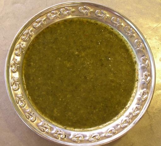 Karalahana Çorbası