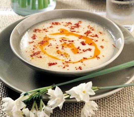 Lamb's Trotters Soup