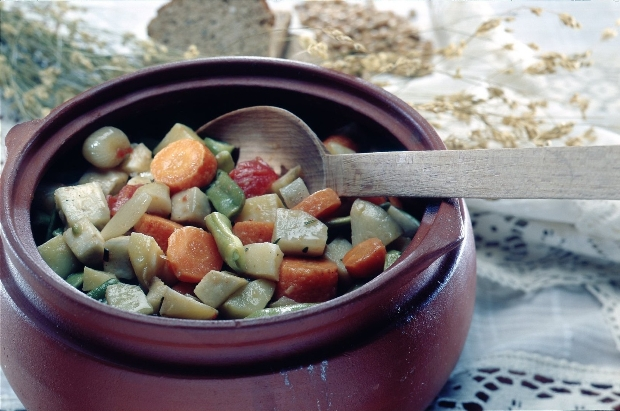 Winter Vegetable Stew