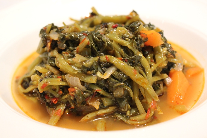 Purslane Stew