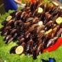 Stuffed mussels (by Banu Özden)