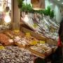Fish market by Banu Özden